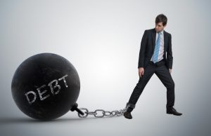 don't get chained to more debt get your PPP loan forgiveness